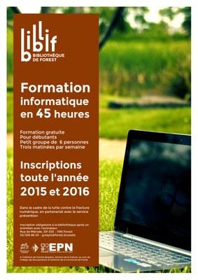 Formation Biblif