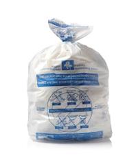 sac poubelle blanc bxl