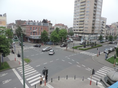 Place Albert et jonctions