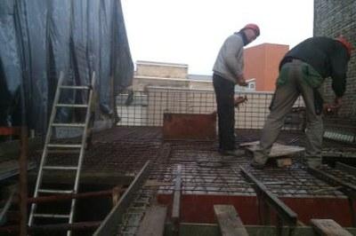 chantier MJF