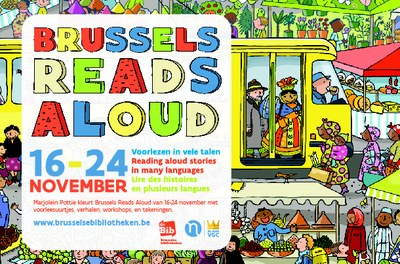 Brussels reads aloud