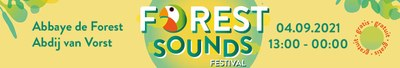 Forest Sounds   Banner 2
