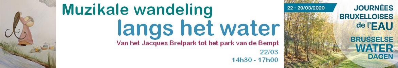 Journées Bxl de l'eau 2020 NL