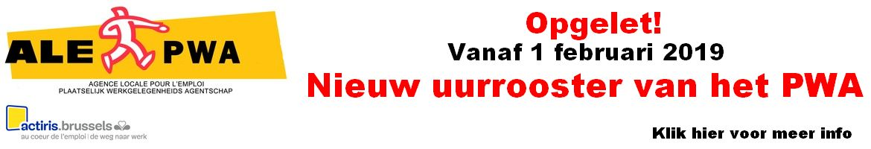 Horaires ALE NL