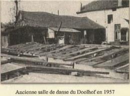 Mémoire du Geleystebeek   salle de danse Doolhof